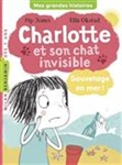 Charlotte et son chat invisible: Sauvetage en mer
