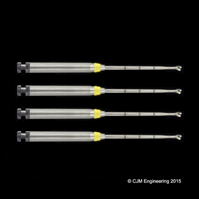 Munce Discovery Burs 34mm Deep Troughers