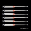 Munce Discovery Burs 31mm Shallow Troughers