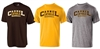 Carmel HS Baseball Poly Short Sleeve T-Shirts