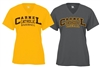 Carmel HS Baseball Ladies V-Neck Shirt
