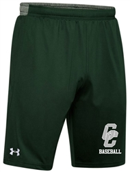 GC Baseball Green Shorts