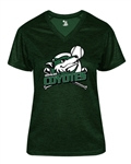 Grayslake Coyotes Ladies LS Shirt