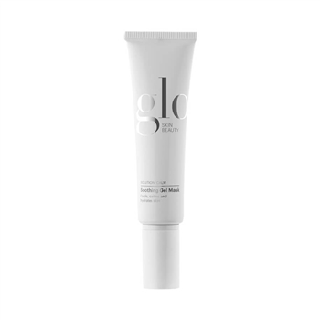 Glo Skin Beauty Soothing Gel Mask hydrates, soothes, and tones while reducing the appearance of puffiness, fine lines, and wrinkles.