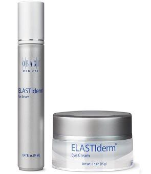 Obagi Elastiderm Eye Cream and Obagi Elastiderm Eye Serum are perfect eye cream and serum which are clinically proven to reduce fine lines, wrinkles, puffiness, and dark circles around the eye area.