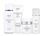Obagi Gentle Rejuvenation System is for Very Dry, Thin, or Sensitive skin, includes four advanced products for daily use.  The system combines Natural Plant-Derived Growth Factors Kinetin and Zeatin which gently rejuvenate skin's appearance.