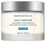 SkinCeuticals Daily Moisture provides normal to oily skin with lightweight, long-lasting hydration as it helps minimize the appearance of pores