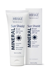 Obagi Sun Shield Mineral Broad Spectrum SPF 50 contains all-physical sunscreen ingredients and is appropriate for all skin types, even sensitive skin.   It is formulated with light-stable 4.7% zinc oxide plus 4.9% titanium dioxide.