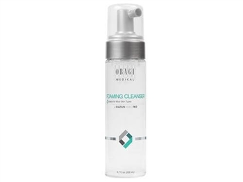 SUZANOBAGIMD Foaming Cleanser gently cleanses and purifies the skin. The combination of special ingredients helps soothe and refresh the skin. Thick, luxurious microfoam removes oil buildup, makeup and other impurities.