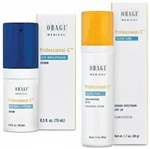 Obagi Professional-C Eye Brightener Serum and Obagi Professional-C Suncare Broad Spectrum SPF 30