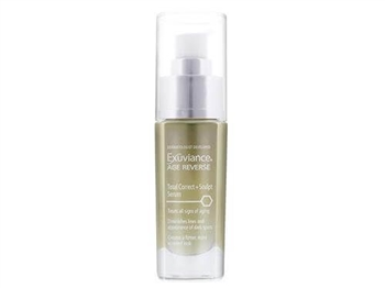 Exuviance Age Reverse Total Correct + Sculpt Serum is a triple Antiaging Complex AminoFil®, NeoGlucosamine® and Vitamin C Antioxidant helps transform skin, addressing the look of signs of aging including dark spots, sagging skin and uneven texture.