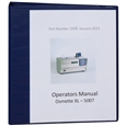 Instruction Manual for OSMETTE XL Model 5007