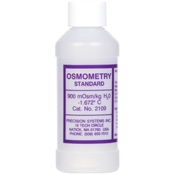 Standard Solution, 900 milliosmoles, 125 ml bottle
