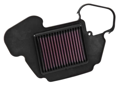 2014 - Up Honda Grom K&N Air Filter