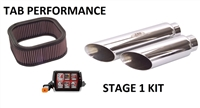 harley-davidson v-rod night rod street rod anniversary stage 1 kit