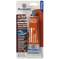 Permatex Ultra Copper Max Temp Gasket Maker 81878