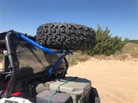 Polaris RZR Spare Tire Holder