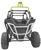 Polaris RZR Pro XP Spare Tire Holder