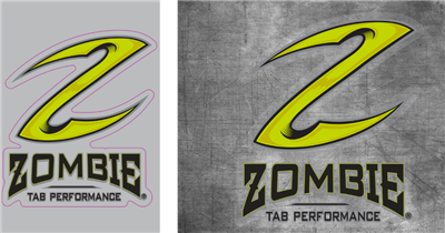 TAB Performance Decal