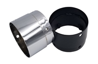 tip compatible exhaust tip extensions