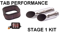 harley-davidson v-rod stage 1 kit