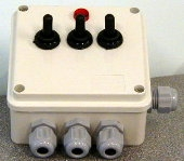 3-way multi switch box
