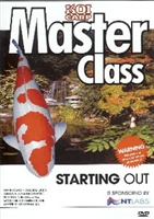 DVD - Master Class - Starting Out
