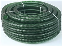 green flexible hose