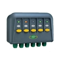 Blagdon Powersafe. 5-way switch box