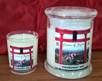 Causeway Koi Scented Candles.
