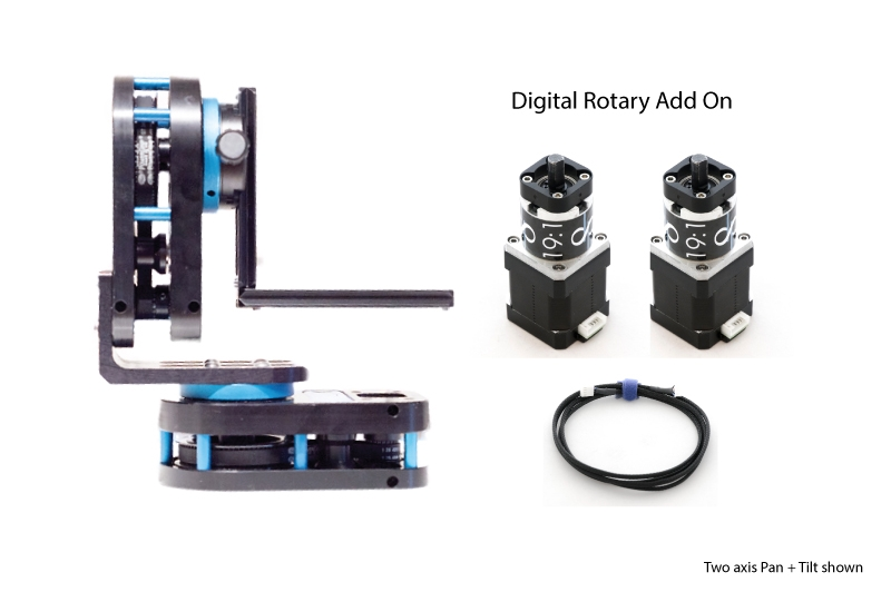 Pan And Tilt Digital Motion Control Add On Bundle