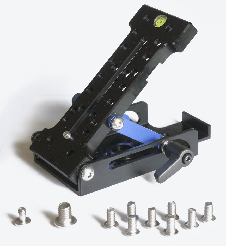 Adjustable Angle Plate : Multi angle levelling plate