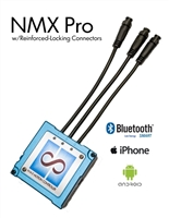 Digital NMX timelapse and video motion controller