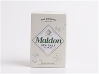 Maldon gourmet finishing salt