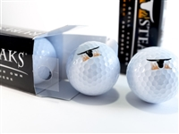 Rube's Steakhouse golf balls