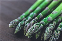 Vibrant asparagus incorporates the look and taste of spring!