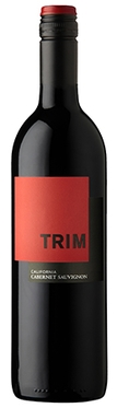 Trim Cabernet bottle