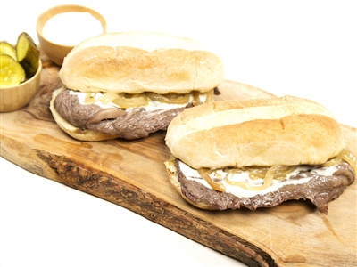 Overstock Ribeye Sandwich Package
