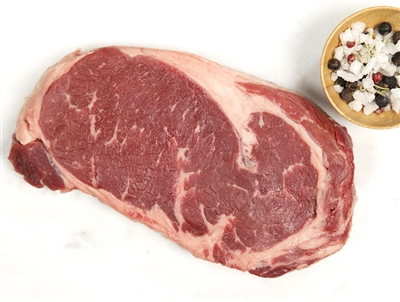 Shop Rube's 1fresh 1 oz hand-cut ribeye steak.