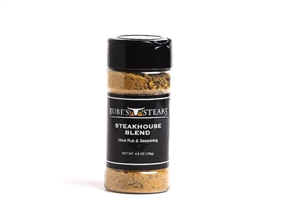Rube's Steakhouse Blend Meat Rub & Seasoning