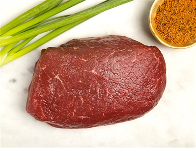 Rube's fresh 8 oz USDA Prime top sirloin