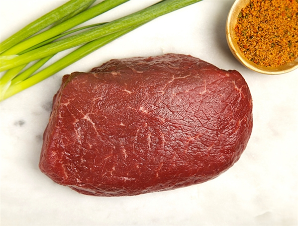 Fresh 8 oz top sirloin