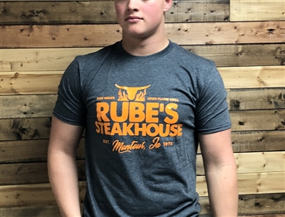 Rube's Steakhouse t-shirt
