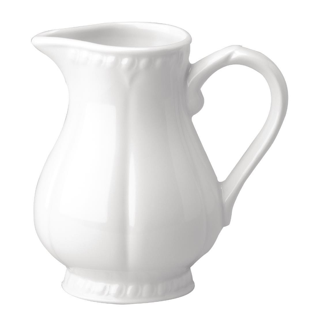 CA238 - Buckingham White Jug