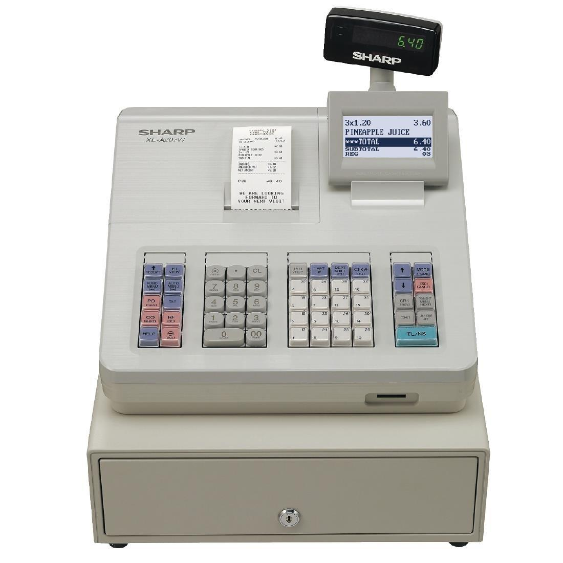 CE057 - Sharp Cash Register