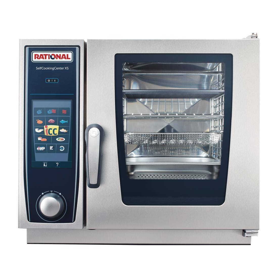 CN984 - SelfCooking Center XS with integrated fresh steam generator (Direct)