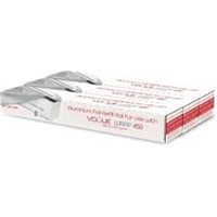 CW204 - Vogue Aluminium Foil 90m fits Wrap450 Dispenser (Pack of 3)