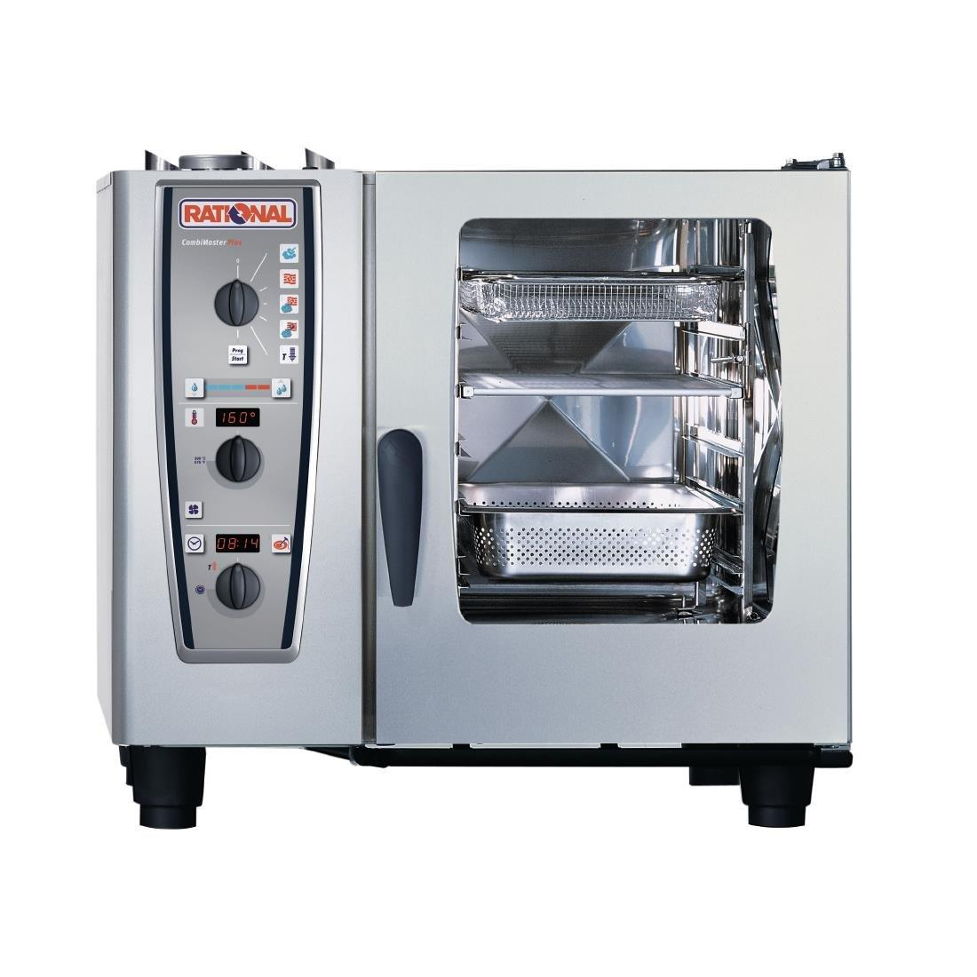 GJ080 - Rational Combimaster Plus 61 Electric (Direct)