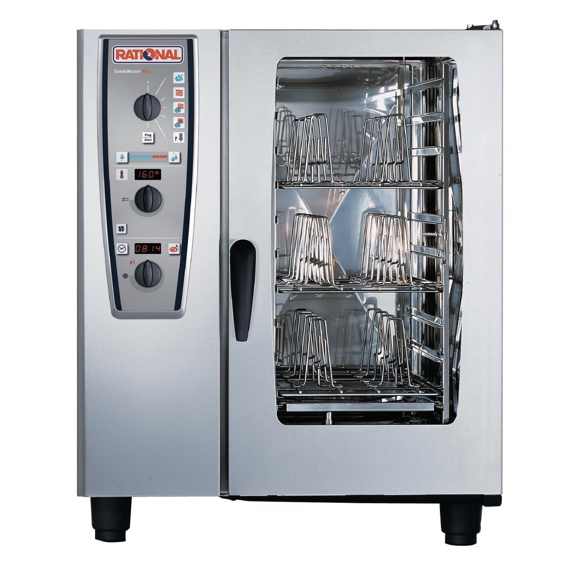 GJ084 - Rational Combimaster Plus 101 Electric (Direct)