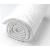 GU400 - Mitre Essentials Cellular Blanket White Single